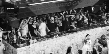 The music went off at music on! Our thoughts joining the cult following, Fridays at Amnesia