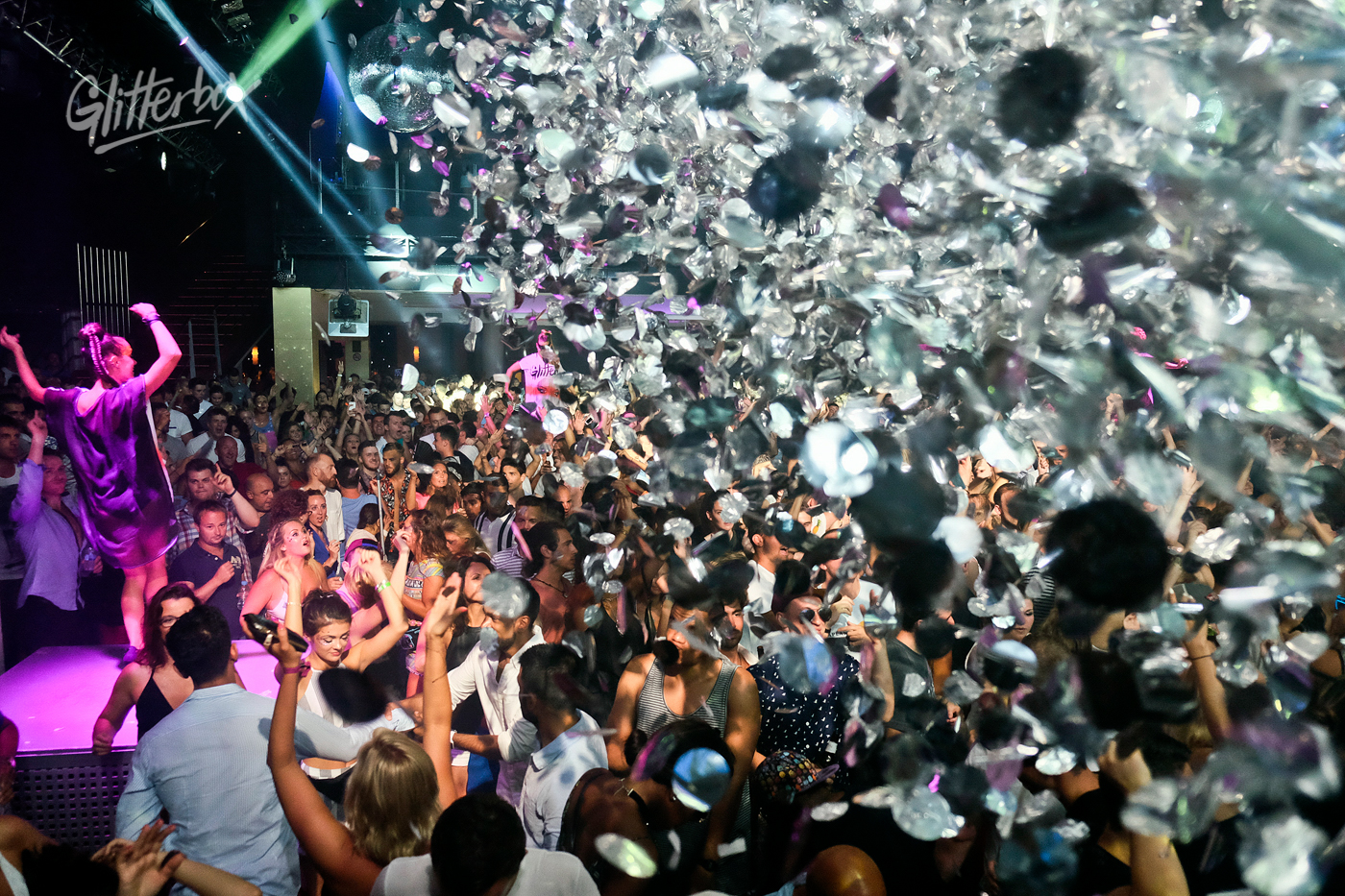 Glitterbox at Space Ibiza