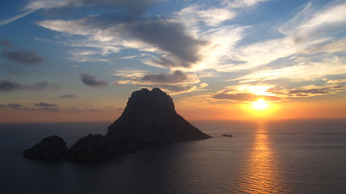Es Vedra Sunset, Ibiza