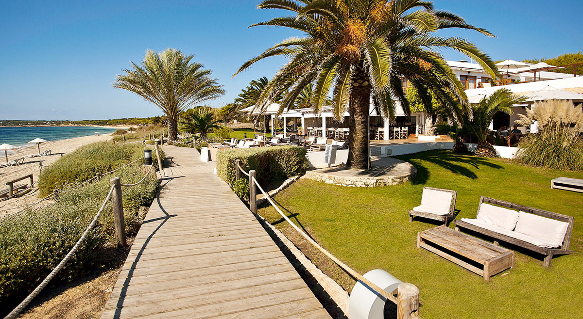 Gecko Beach, Formentera