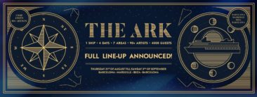 The Ark Cruise Festival completes their full line up with 90 Acts including Sven Vath, 2MANYDJs, Boys Noize, Henrik Schwarz…
