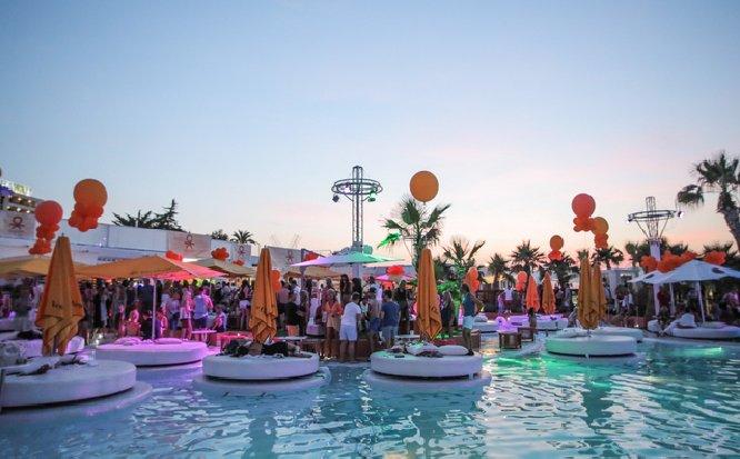 Ocean Beach Ibiza Club Ibiza Disco Ticket