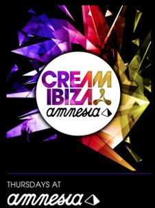 CREAM OPENING PARTY