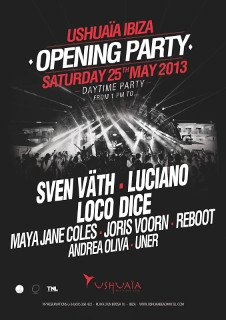 USHUAIA OPENING PARTY