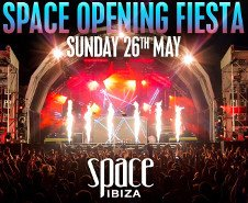 SPACE OPENING FIESTA