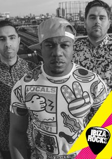 IBIZA ROCKS - RUDIMENTAL (STANDARD TICKET)