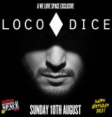 WE LOVE...LOCO DICE 40TH ANNIVERSARY