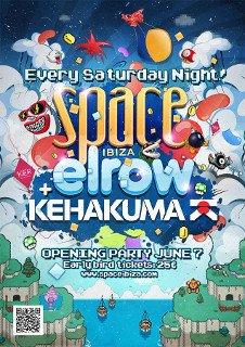 ELROW / KEHAKUMA CLOSING PARTY