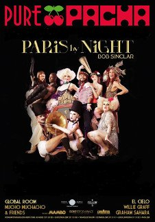 PURE PACHA - PARIS BY NIGHT