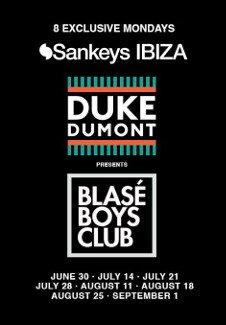 DUKE DUMONT PRESENTS