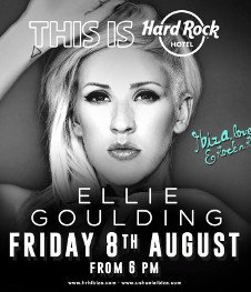 THIS IS HARD ROCK HOTEL - ELLIE GOULDING