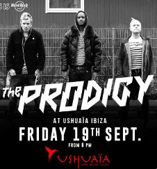 THIS IS HARD ROCK HOTEL CLOSING PARTY - THE PRODIGY