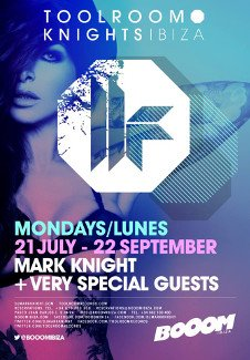 TOOLROOM KNIGHTS CLOSING PARTY