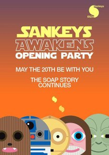 SANKEYS AWAKENS: OPENING PARTY PART 1