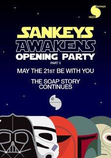 SANKEYS AWAKENS: OPENING PARTY PART 2