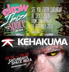 EL ROW / KEHAKUMA OPENING PARTY