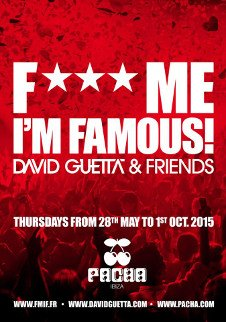 F*** ME I'M FAMOUS OPENING PARTY