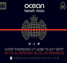 MINISTRY OF SOUND VIP OPENING PARTY