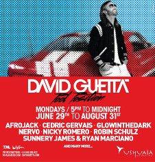 DAVID GUETTA OPENING PARTY