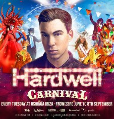 HARDWELL'S CARNIVAL OPENING PARTY