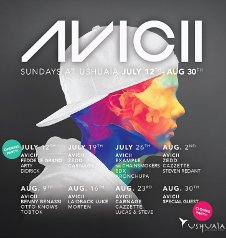 AVICII CLOSING PARTY