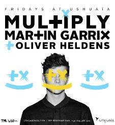 MULTIPLY - MARTIN GARRIX