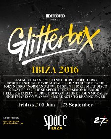 GLITTERBOX OPENING PARTY