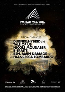 INTERNATIONAL MUSIC SUMMIT FINALE PARTY