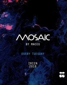 MOSAIC BY MACEO CLOSING PARTY