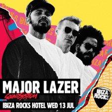IBIZA ROCKS BIRTHDAY PART 2 - MAJOR LAZER SOUNDSYSTEM