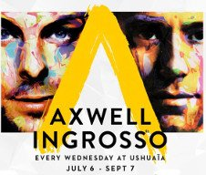 AXWELL Λ INGROSSO OPENING PARTY