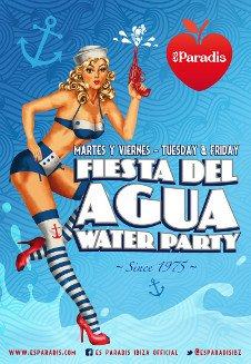 WATER PARTY OPENING