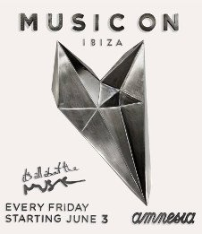 MUSIC ON OPENING PARTY