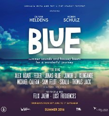 BLUE OPENING PARTY