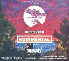 RYTHM & WAVES - RUDIMENTAL