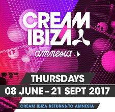 CREAM IBIZA OPENING PARTY