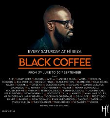 BLACK COFFEE OPENING PARTY