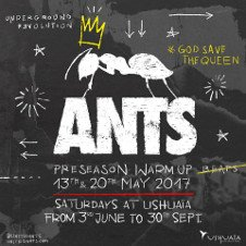 ANTS - PRE-SEASON WARM UP