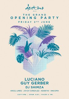 DESTINO OPENING PARTY