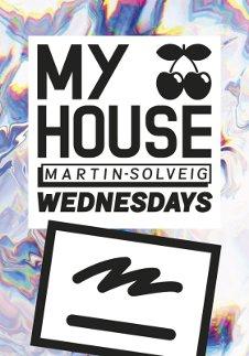 MY HOUSE - MARTIN SOLVEIG: CRAIG DAVID