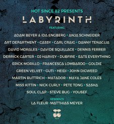LABYRINTH OPENING PARTY