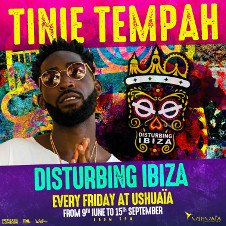 TINIE TEMPAH - DISTURBING IBIZA OPENING PARTY
