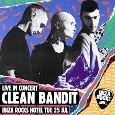 IBIZA ROCKS - CLEAN BANDIT