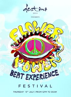 FLOWER POWER BEAT EXPERIENCE