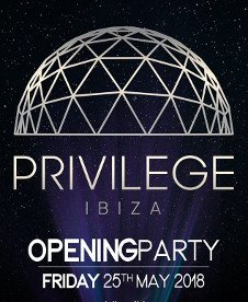 PRIVILEGE OPENING PARTY