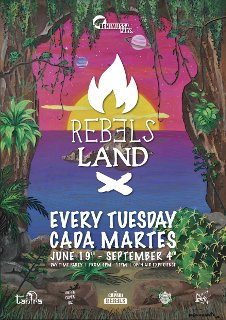 CAPADI REBELSLAND - STEVE LAWLER PRESENTS