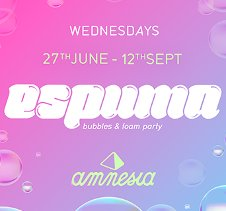 ESPUMA BUBBLES & FOAM / VIBRA OPENING PARTY