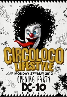 CIRCOLOCO OPENING P'ARTY