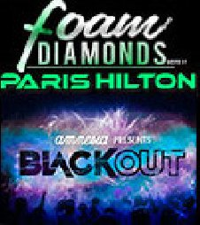 BLACKOUT / FOAM & DIAMONDS