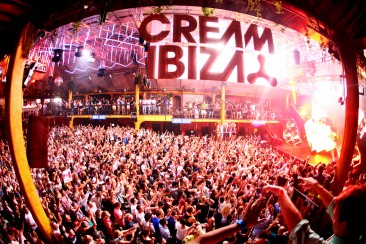 Cream Ibiza Full Line up 2014